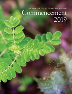 Commencement Program 2019